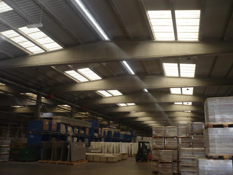 Renovación del alumbrado existente en industria del sector azulejero